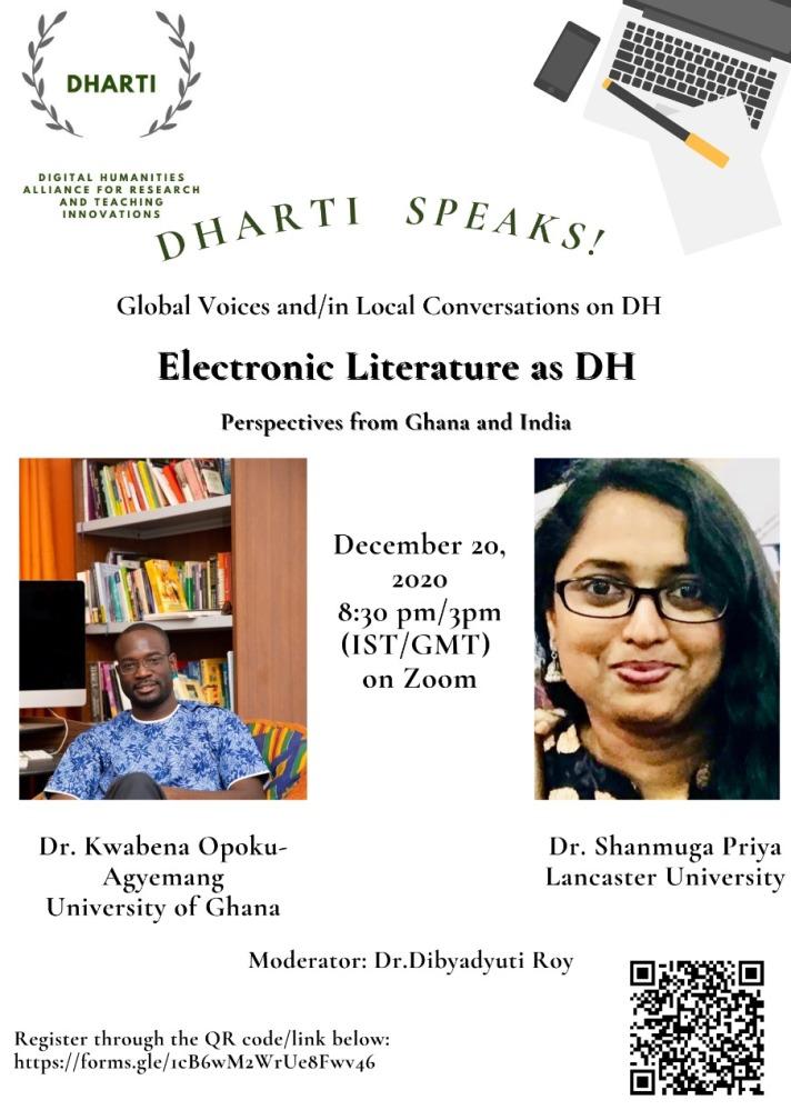 dharti speaks